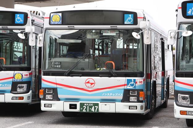 京浜急行バス E1651号車