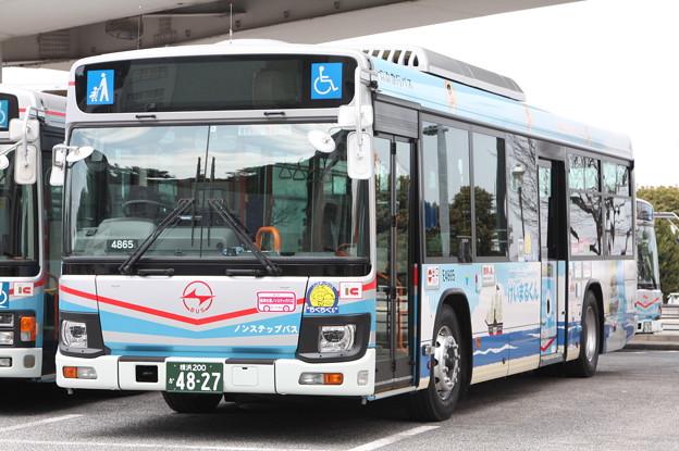 京浜急行バス E4865号車