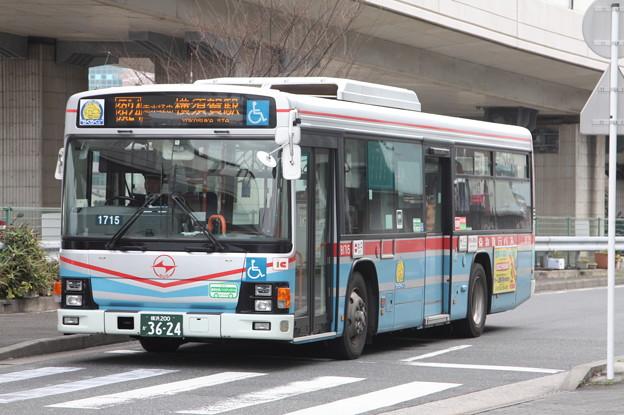京浜急行バス B1725号車