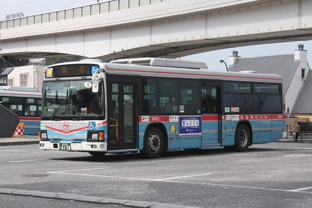 Photos: 京浜急行バス B4523号車