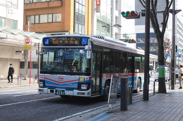 京浜急行バス E4630号車