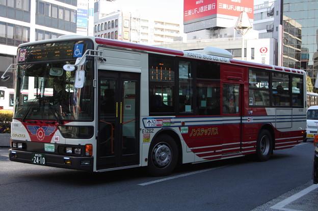 関東バス E1262号車