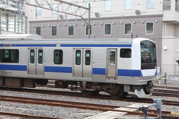 E531系K470編成