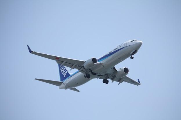 全日空 ANA B737-800 JA80AN (2)