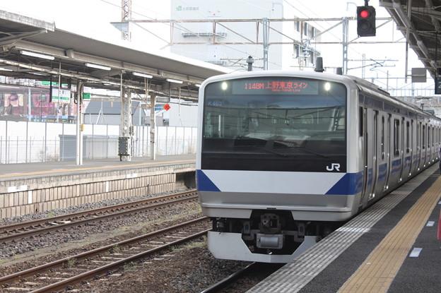 常磐線 E531系K463編成 1148M 普通 品川 行 2019.04.21