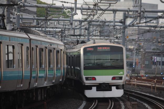 山手線 E231系500番台トウ552編成