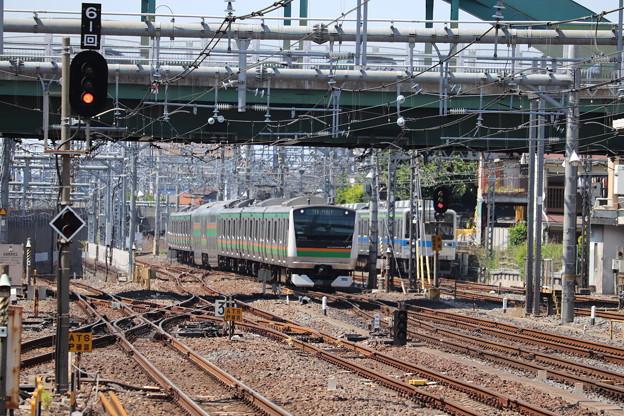 宇都宮線 E233系3000番台