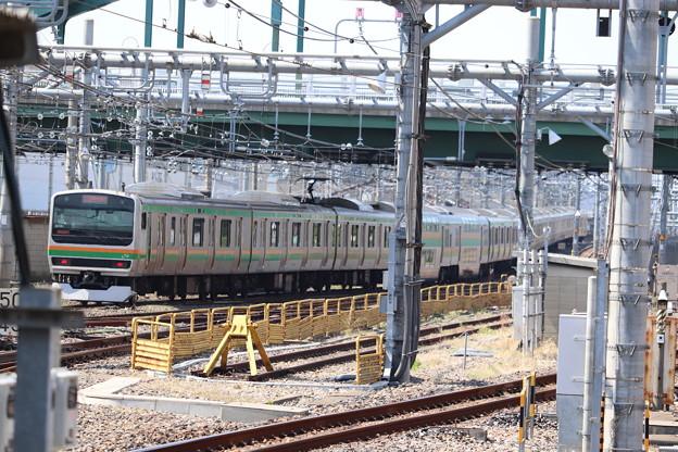 高崎線 E231系1000番台K-13編成