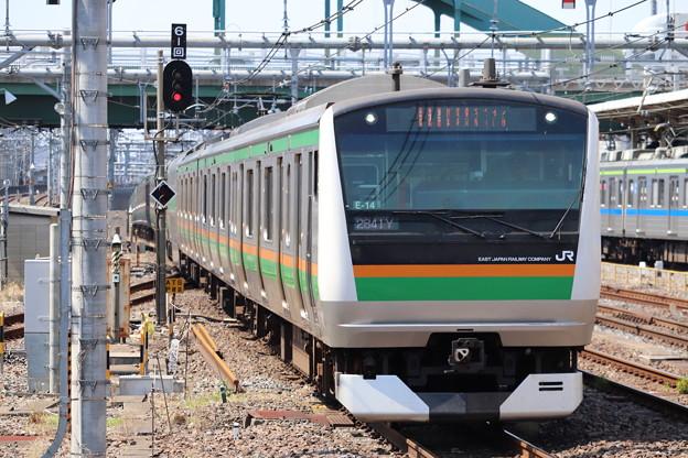 高崎線 E233系3000番台E-14編成