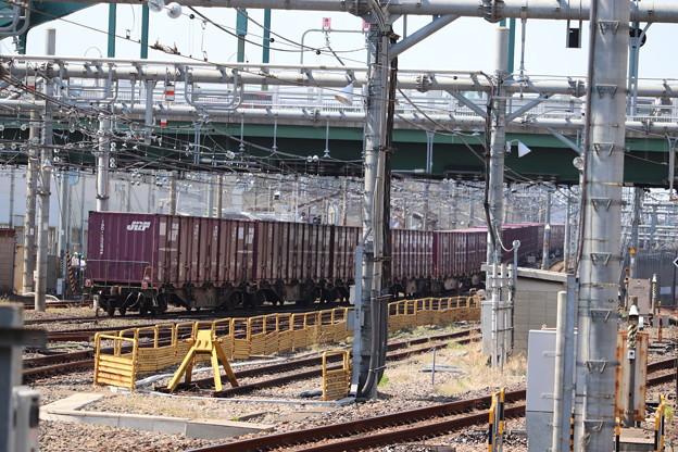 コンテナ貨物列車