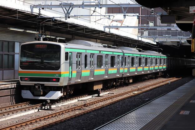 宇都宮線 E231系1000番台S-28編成