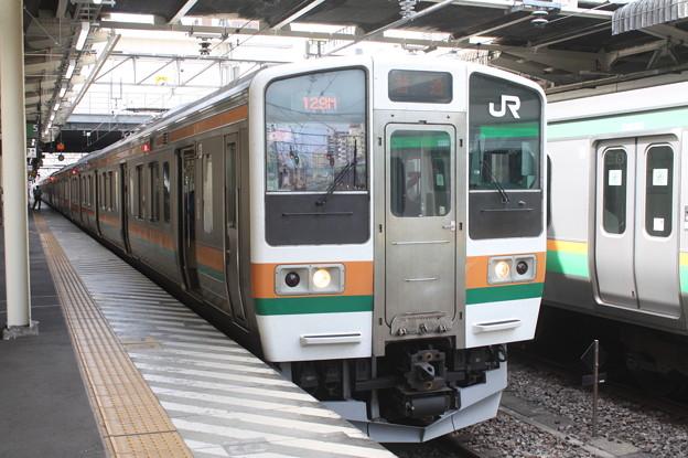 信越本線 211系3000番台C2編成