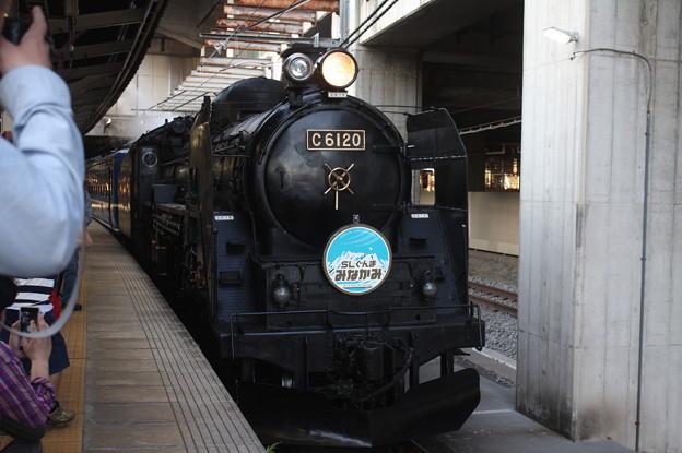 C61 20 SLぐんまみなかみ @高崎駅 (3)