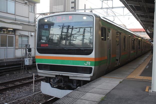 高崎線 E231系1000番台U501編成