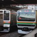 211系3000番台・E231系1000番台