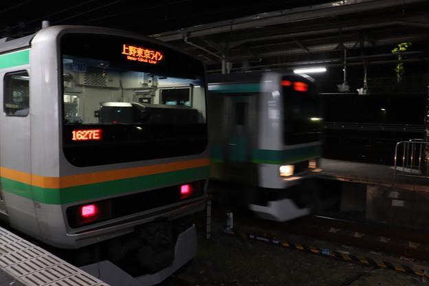 Photos: 上野東京ライン E231系