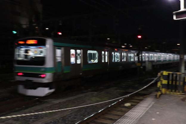 Photos: 常磐快速線 E231系