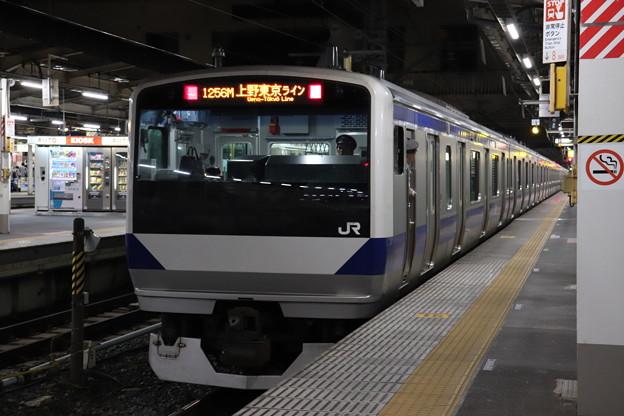 Photos: 上野東京ライン E531系K477編成 1256M 普通 品川 行 (1)