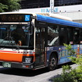 Photos: 東武バス 5174号車 大62系統 平方上野 経由 丸山公園 行き