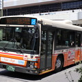 Photos: 東武バス 9788号車 大61系統 日進公園 経由 三進自動車 行き (1)