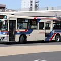 茨城交通 水戸200か1658 直行 県庁・県庁バスターミナル 行き