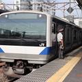 常磐線 E531系K414編成 323M 普通 高萩 行 2019.06.06