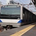 常磐線 E531系K414編成 323M 普通 高萩 行 2019.06.06 (1)