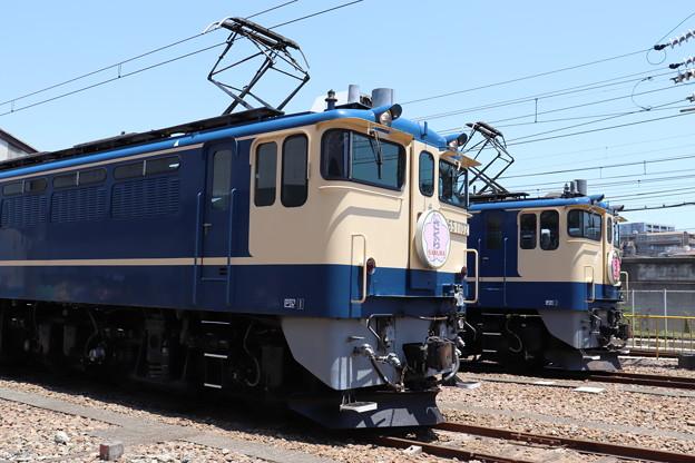 EF65 2101 「さくら」ヘッドマーク