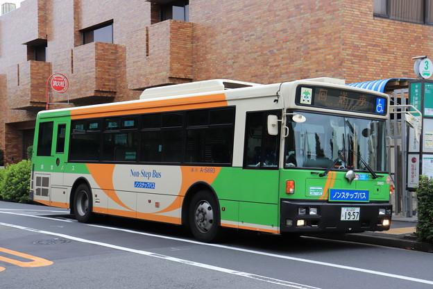 都営バス A-S693