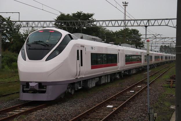 水戸線 回8725M E657系K4編成 KY出場回送 2019.07.22 後追い (5)