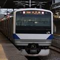 水戸線 E531系K474編成 759M 普通 友部 行 2019.07.22 (2)