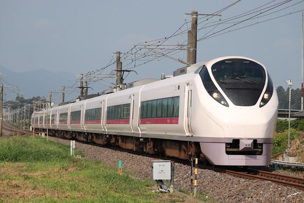 常磐線 E657系K6編成 1M 特急ひたち1号 いわき 行 2019.08.03