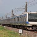 Photos: 常磐線 E531系K415編成 327M 普通 勝田 行 2019.08.03