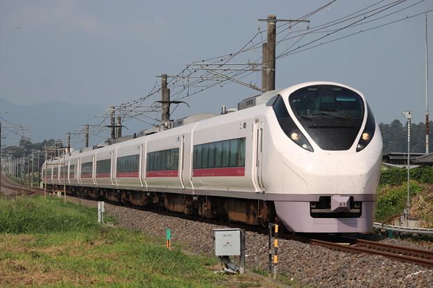 常磐線 E657系K1編成 9041M 特急ときわ41号 勝田 行 2019.08.03