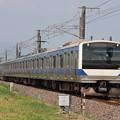 常磐線 E531系K420編成 331M 普通 勝田 行 2019.08.03