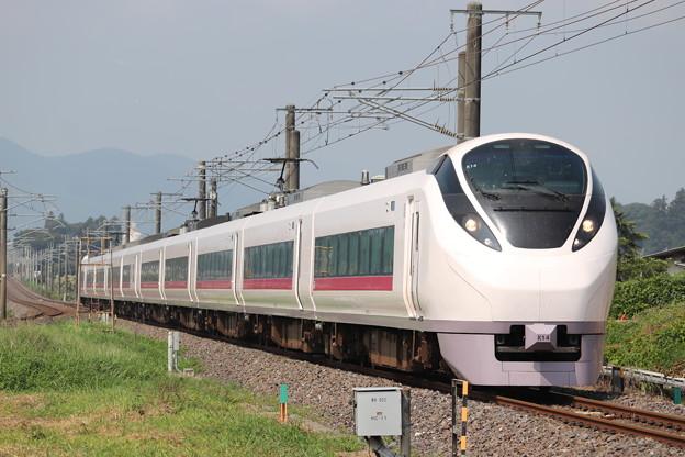 常磐線 E657系K14編成 9043M 特急ときわ43号 勝田 行 2019.08.03