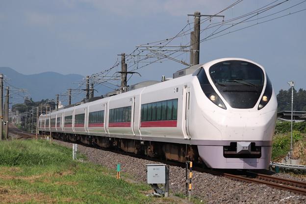 常磐線 E657系K7編成 51M 特急ときわ51号 高萩 行 2019.08.04