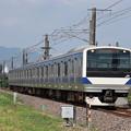 Photos: 常磐線 E531系K477編成 731M 普通 勝田 行 2019.08.04