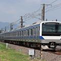 Photos: 常磐線 E531系K408編成 331M 普通 勝田 行 2019.08.04