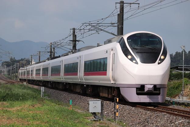 常磐線 E657系K14編成 3M 特急ひたち3号 いわき 行 2019.08.04
