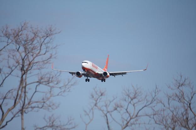 チェジュ航空 B737-800 HL8090