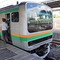 上野東京ライン E231系1000番台U8編成