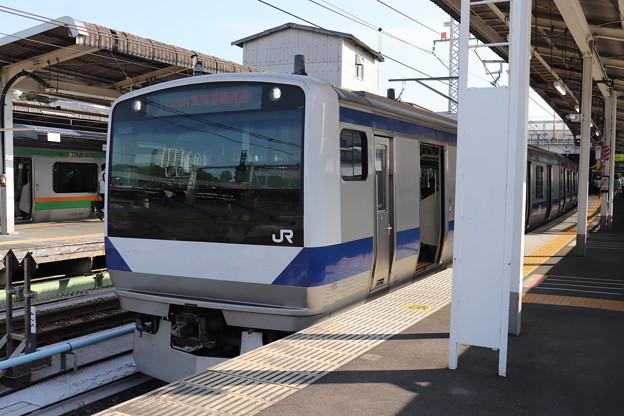 上野東京ライン E531系K407編成