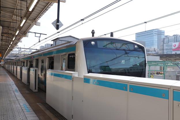 京浜東北線 E233系1000番台サイ160編成
