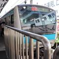 京浜東北線 E233系1000番台サイ114編成 (1)