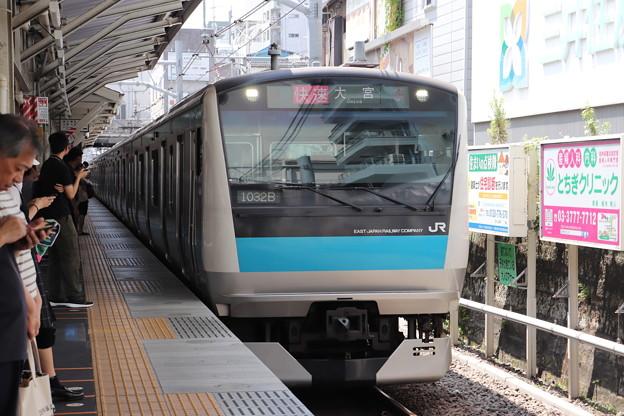 京浜東北線 E233系1000番台サイ145編成