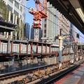 建設中の埼京線渋谷駅新ホーム (3)