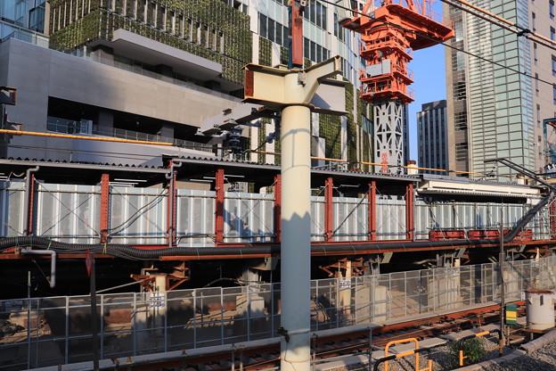 建設中の埼京線渋谷駅新ホーム (5)