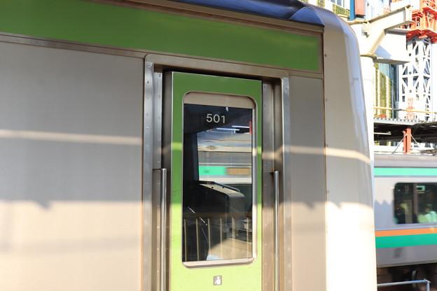E231系500番台トウ501