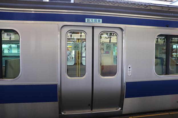 Photos: E531系 後期車 細部